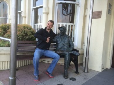 Mr Grimsdale, i have found him Mr Grimsdale.....