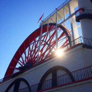 Laxey Wheel, built in 1854